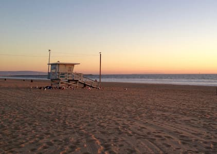 Private Beach Studio at the Venice Pier - Marina del Rey - Apartment