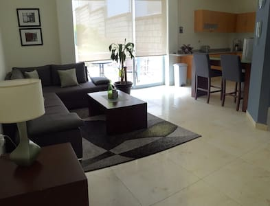 Agradable depa de una recámara - Appartement