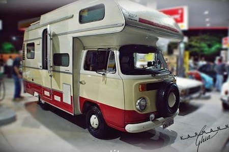 Kombi Safari Motorhome - Ilhéus - Altro