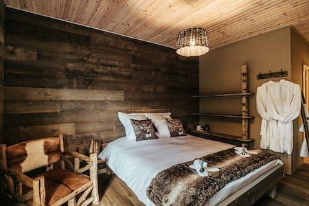 Bed & Breakfast - Barvaux kamer - Durbuy - Bed & Breakfast