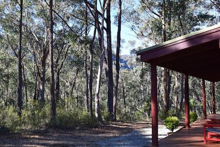 Werriberri - Thomas Jones Cottage - Megalong Valley - Hytte