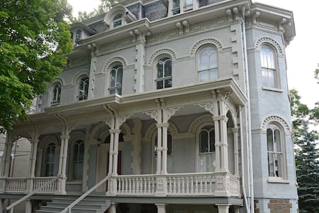 Kingston/Catskills Historic Victorian Flynn House - Huoneisto