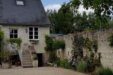 Gite La Luzège - Vallée de la Loire - Casa