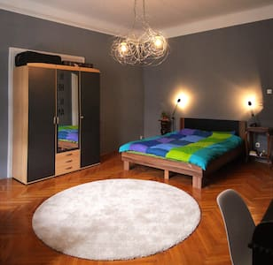 Stylish room in the centre of Buda
