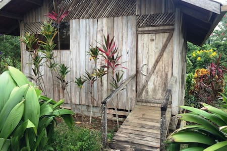 Cabaña #7-Santa Maria Volcano Lodge - Cottage