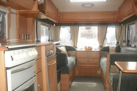 Touring caravan - Wetley Rocks - Andet