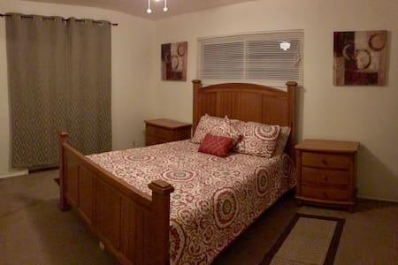Private room w/ private bath; Queen size bed - Santa Barbara