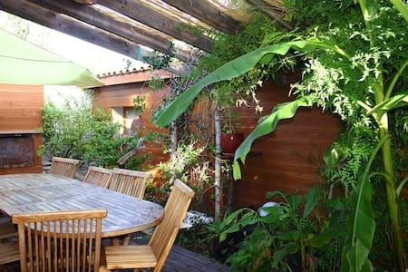 Gîte indépendant (chambre/WC/SdB) - Prades-le-Lez - Casa