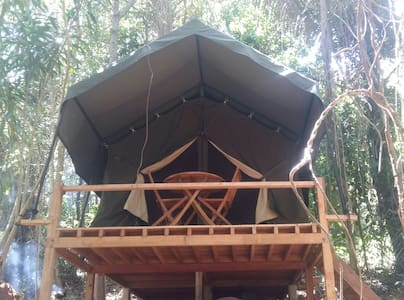 Perhentian Jungle Safari Tent 1 - Villa