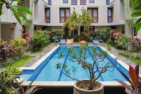 50% + Off Luxury Hotel Room  Seminyak-Legian -