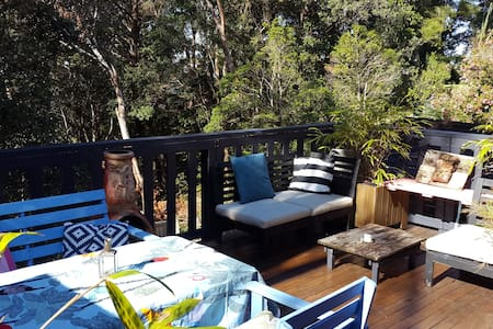 Pet & Kids-friendly family home in 'Treehouse' - Austinmer - House