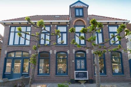 Relaxed Texel, BnB de Moerbei ideale uitvalsbasis - Bed & Breakfast