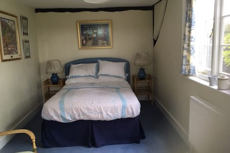 Fully furnished double room,within the house - Buckinghamshire - House