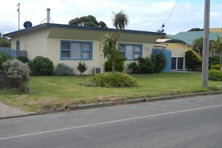 Blue Oar Cottage - Port Welshpool - Casa