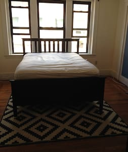 (D) Private room near Harvard & Tuft's - Somerville - Wohnung