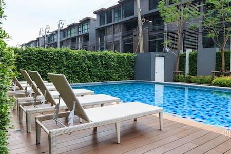 1BR new condo -Ladprao113 - Apartment
