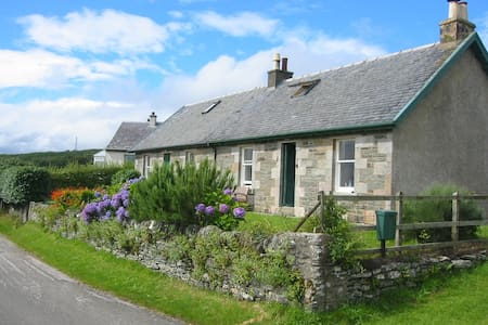 Idyllic Argyll sea-side cottage - House