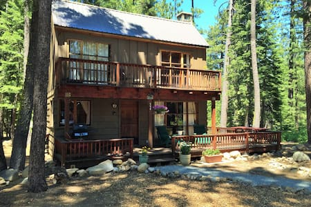 Classic Updated Tahoe Cabin Near Sunnyside & Beach - Casa