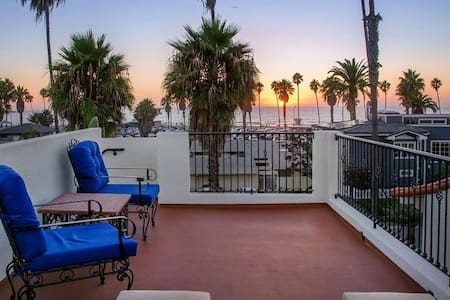 Hacienda by the Sea-8321 - San Diego - Haus