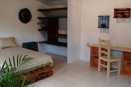 Spacious room at Valle! - Valle de Bravo - Apartment