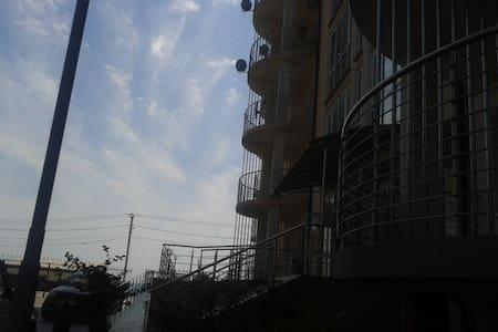 Однокомнатная квартира Портовая,14 - Wohnung
