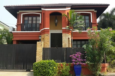 Private Villa Near Bangkok Old City - Casa