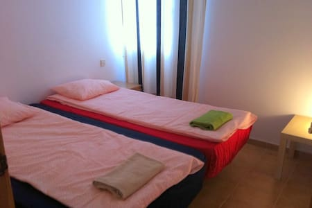 Private Room  Guesthouse Backpackers Montaña Roja - Playa Blanca