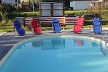 Ferienwohnung mit Pool in Schwerin