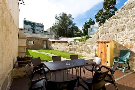 TPC - Casa da Música Garden Flat - Porto - Daire