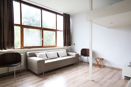 Cosy apartment perfectly situated for great stay - Amsterdam - Ortak mülk