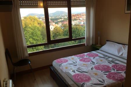 Habitacion con cama doble - Condominium