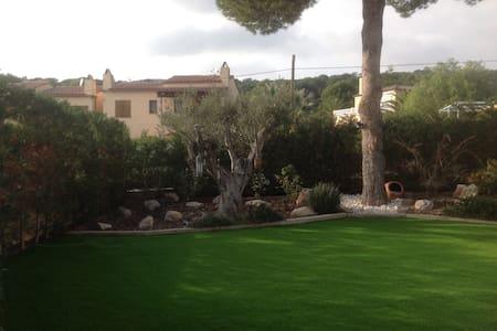 Casa  SOLRIC con bonito jardín - Estartit - Torroella de Montgri - Stadswoning