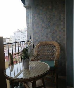 Huelin. Happy single room - Appartement