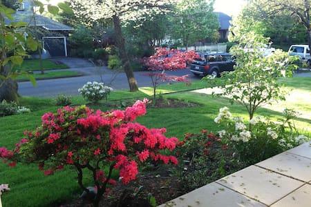 Spacious suite in North Portland