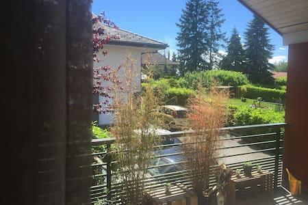 Bel appartement proche lac & montagnes - Thonon-les-Bains - Huoneisto