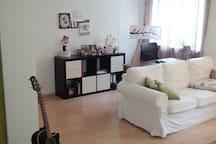 gemütliche Wohnung im absoluten Zentrum Ingolstadt