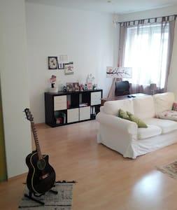 gemütliche Wohnung im absoluten Zentrum Ingolstadt - Appartement