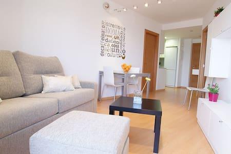 Precioso y céntrico apartamento con vistas al mar - Blanes - Appartement