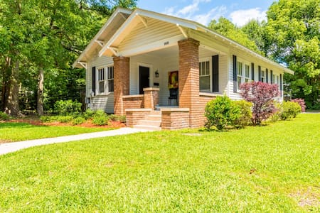 Bungalow Home in Historic District - Mobile - Casa
