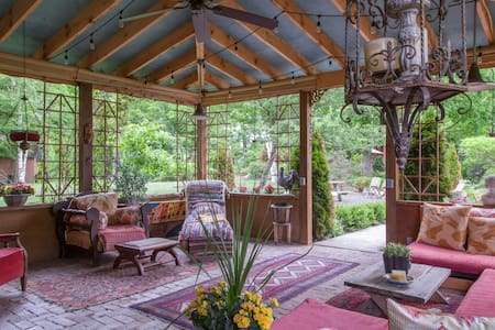 Thanks! Please Check Availability After Aug 2018. - Brooktondale - Wohnung
