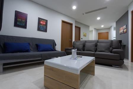 Near KLCC 2BR 4-7pax Apartment - Apartment