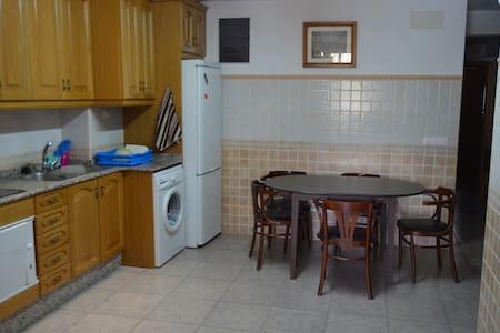 Apartamento rural - tranquilidad - Lejlighed