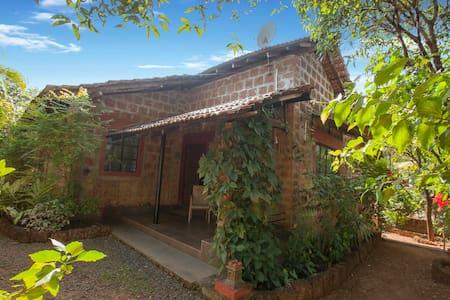 Boho Chic 2 BD Villa near Patnem-Palolem beaches - Canacona