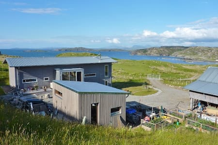 Modernity in the north of Scotland - Maison