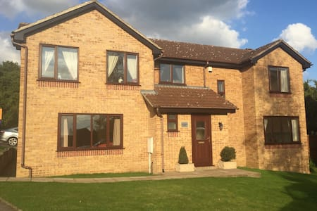 Silverburn House (Ensuite Double Room 1) - Maison