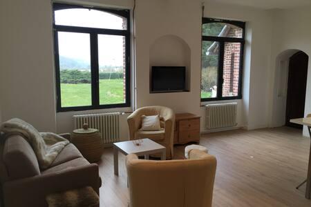 4 chambres privées en colocation proche Beauvais - House