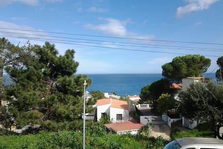 appartement sur la costa brava avec vue sur la mer - Flat