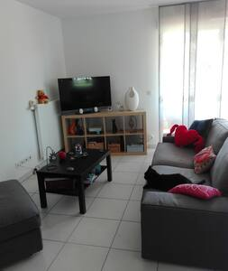 Appartement agréable entre 2 lacs - Apartment
