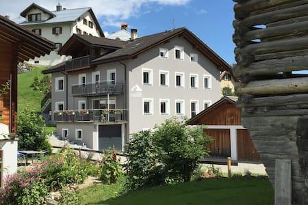 Casa Radieni in Flond GR (Wohnungsteil) - Wohnung
