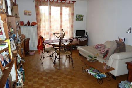 Appartement lumineux et calme - Lägenhet